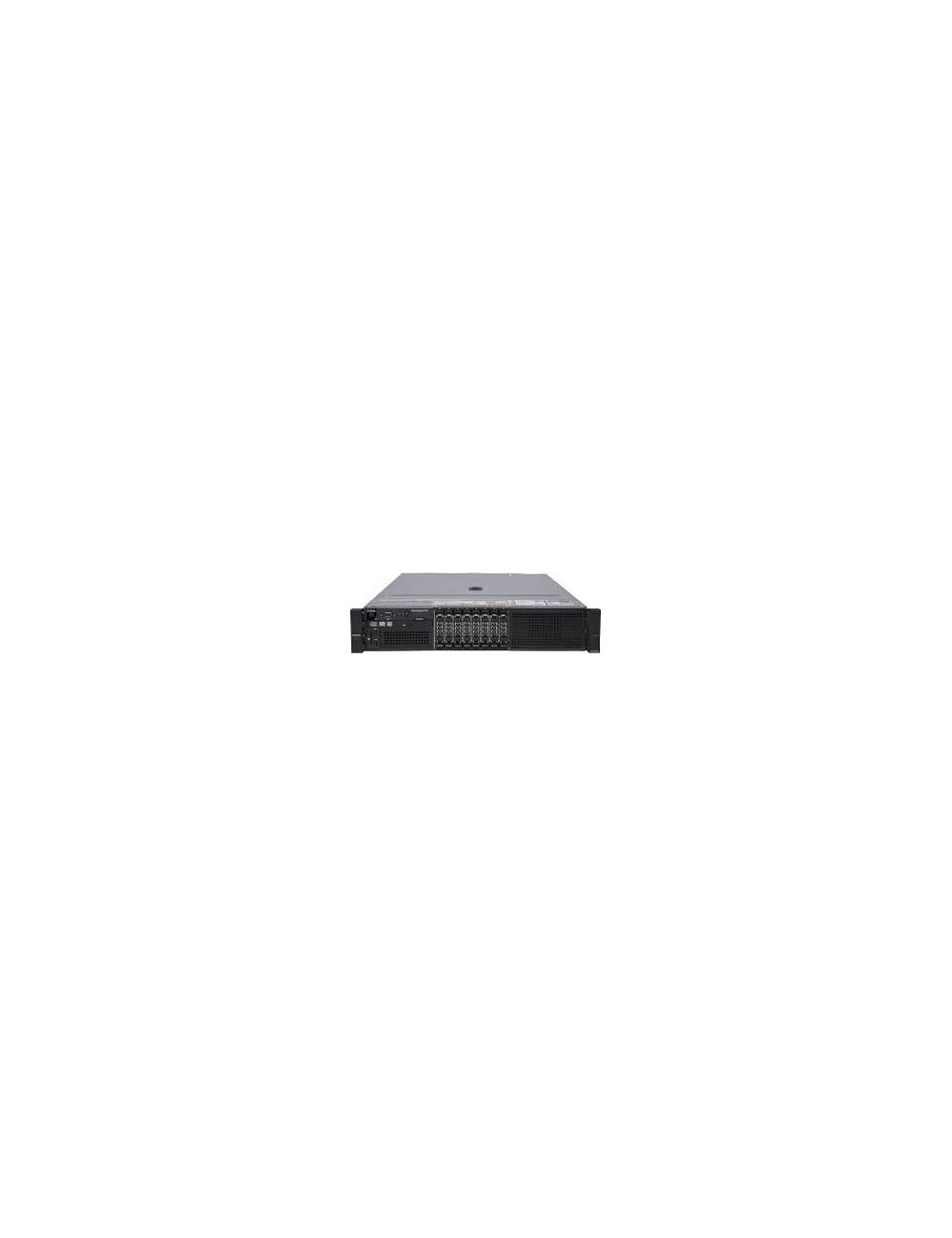Dell R730 8x SFF / 2x E5-2620v4  8C / 64GB RAM / H730 1GB / 2x 1.2 TB 10K SAS HDD / RACK RAILS / 2 PSU