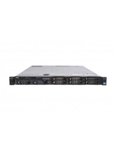 Dell R620 x 8SFF / 2x E5-2640 2.5GHz 6C / 64GB RAM / 2x 900GB 10K SAS HDD / H710 512MB / RACK RAILS