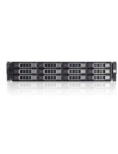 Dell PowerVault MD1200  - 12 x 600GB 15k SAS
