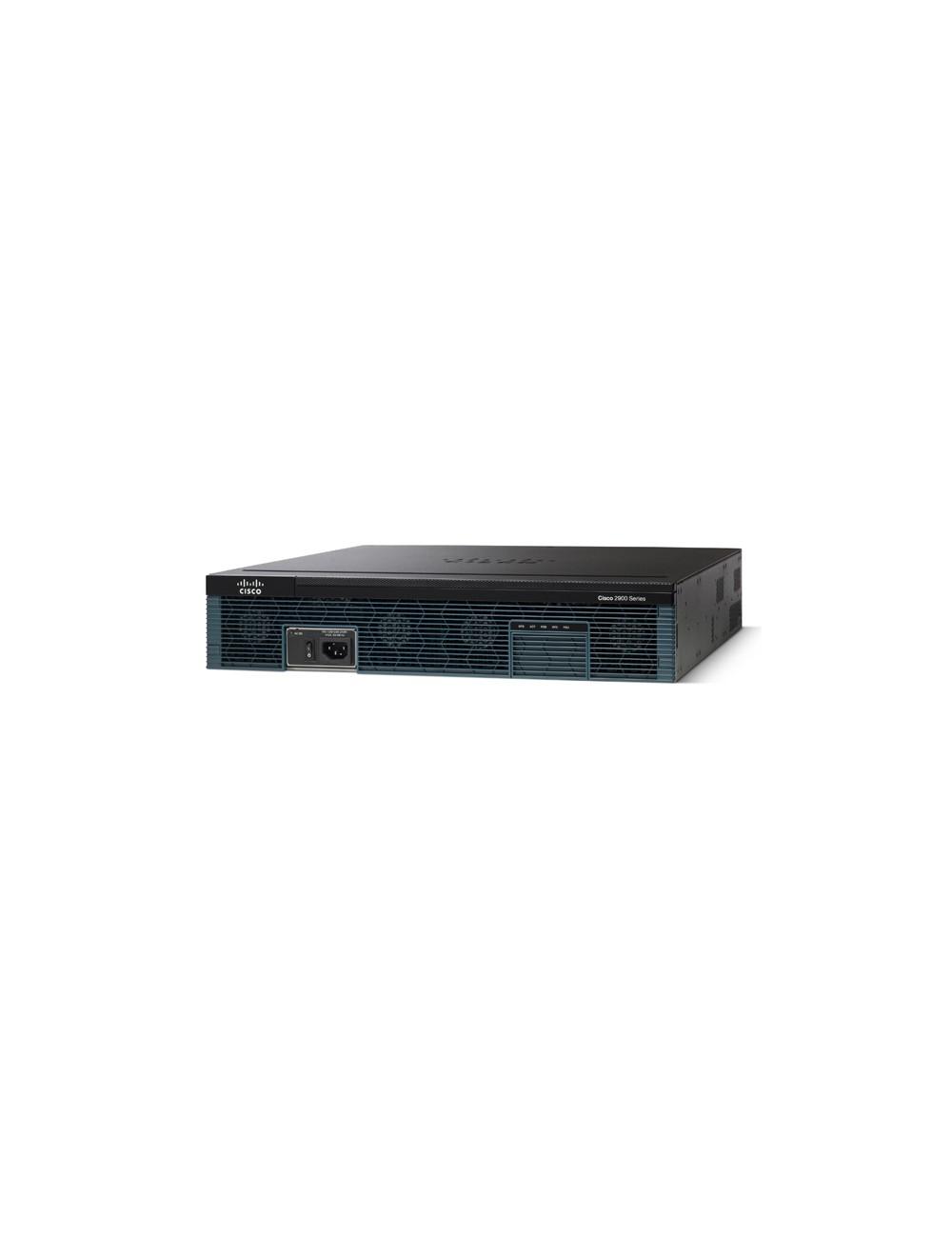 Cisco CISCO2921/K9 Integrated Services Router